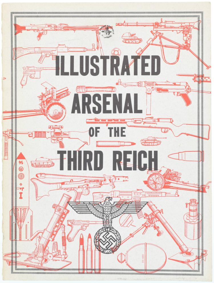 Donald B. McLean, Illustrated Arsenal of the third Reich