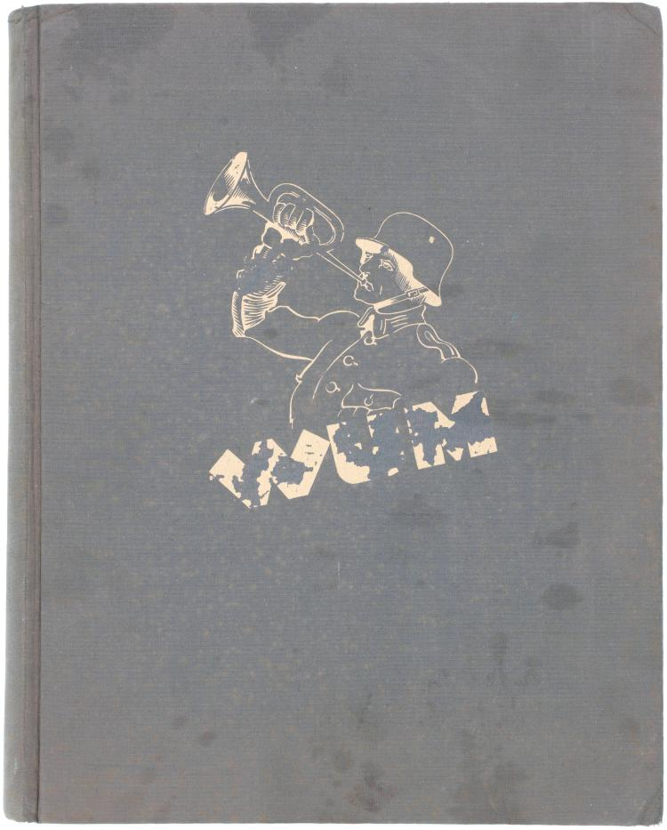 WUM Katalog von Georg Frank Hamburg