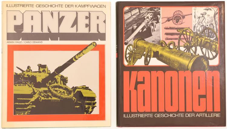 Konvolut von 2 Büchern