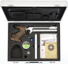 Luftpistole, Walther LP400 Carbon, Kal. 4,5mm