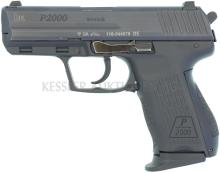 Pistole, HK P2000, Regional Polizei Spreitenbach, Kal. 9mmP