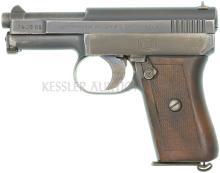 Taschenpistole, Mauser 1910/14, Kal. 6.35mm