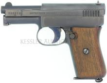 Taschenpistole, Mauser 1914, Kal. 6.35mm