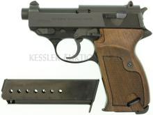 Pistole, Walther P38k, Ulm, Kal. 9mmP