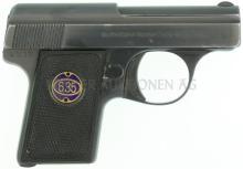 Taschenpistole, Walther Mod. 9, Kal. 6.35mm