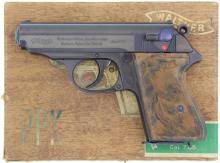 Pistole, Walther PPK, Zella-Mehlis, Kal. 7.65mm