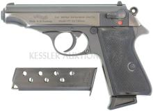 Pistole, Walther PP, Ulm, Kal. 7.65mm