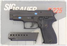 Pistole, SIG-Sauer P225-PT, Kal. 9mmx19PT