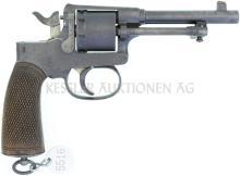 Revolver, Rast & Gasser, M98, Kal. 8mmGasser