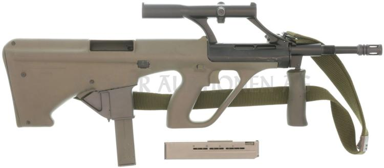 Selbstladebüchse, Steyr AUG/9mm,
