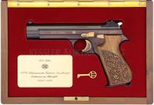 Jubiläumspistole, SIG P210
