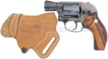 Revolver, S&W Mod. 49, Kal. .38Spez
