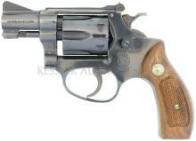 Revolver, S&W Mod. 34-1, Kal. .22LR