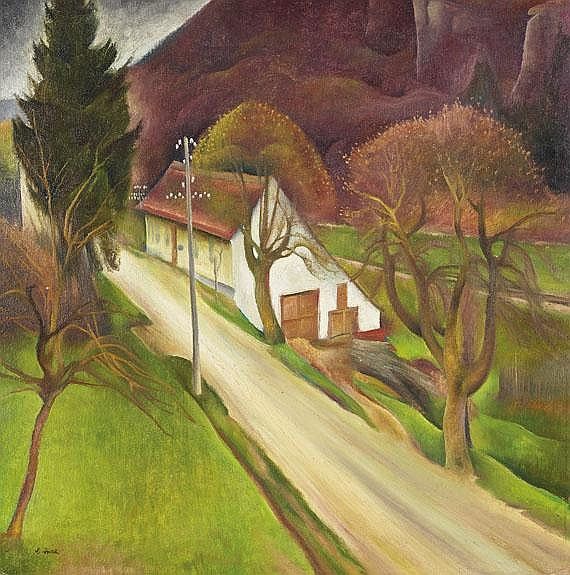 Albert Birkle(1900 Berlin - 1986 Salzburg).