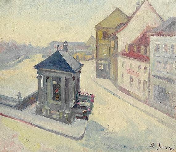Otto Beyer(1885 Kattowitz - 1962 Berlin).
