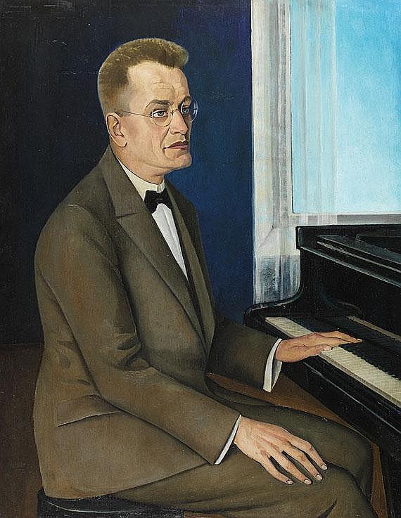 August Heitmüller(1873 Gümmer bei Hannover - 1935