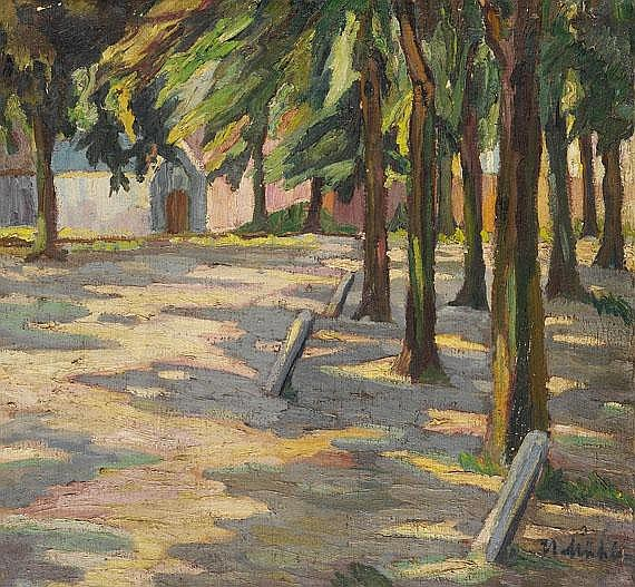 Hermann Mühlen(1886 Düsseldorf - 1964 München).