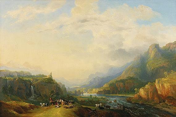Alexandre Louis M. Théodore Richard (1782 Millau -