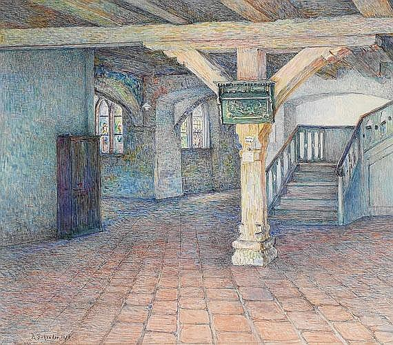 Bertha Schrader (1845 Memel - 1920 Dresden). 2