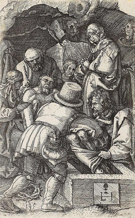 Lambert Hopfer ( tätig in Augsburg oder Nürnberg
