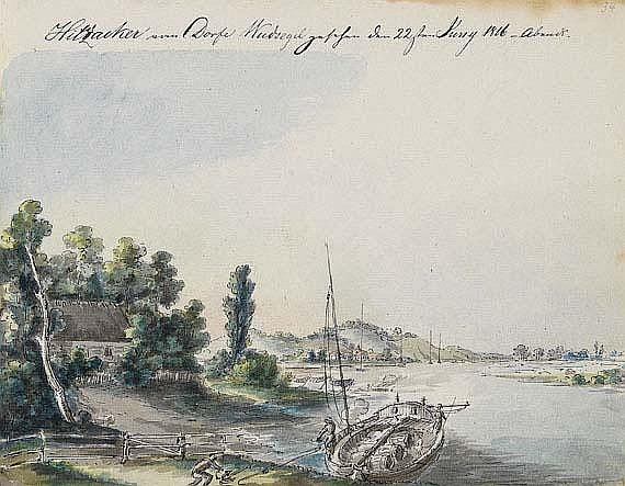 Johann Joachim Faber (1778 Hamburg - 1846
