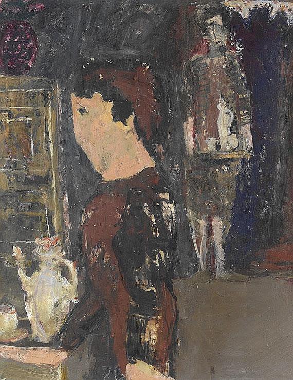 Klaus Arnold (1928 Heidelberg- lebt und arbeitet