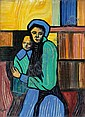 Heinrich Schlief(1894 Soest - 1971 Soest). Madonna, Heinrich Schlief, Click for value
