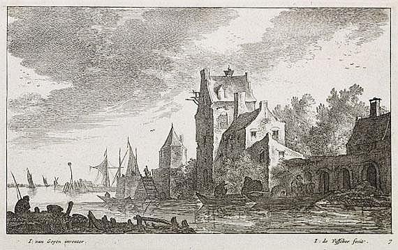 Johannes Visscher (1633 Haarlem - nach 1692
