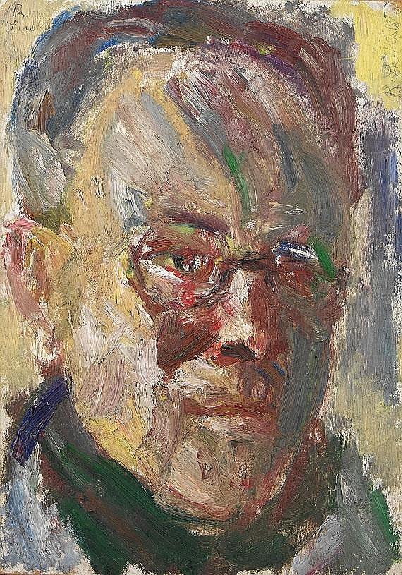 Robert Liebknecht (1903 Berlin - 1994 Paris).