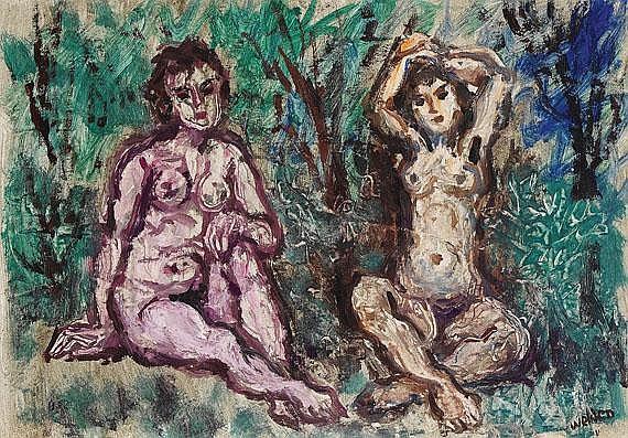 Leo von Welden (1899 Paris - 1967 Bad Feilnbach).