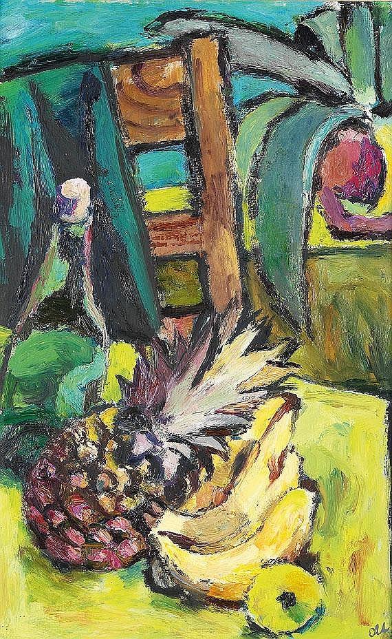 Willi Oltmanns (1905 Bant/Wilhelmshaven - 1979