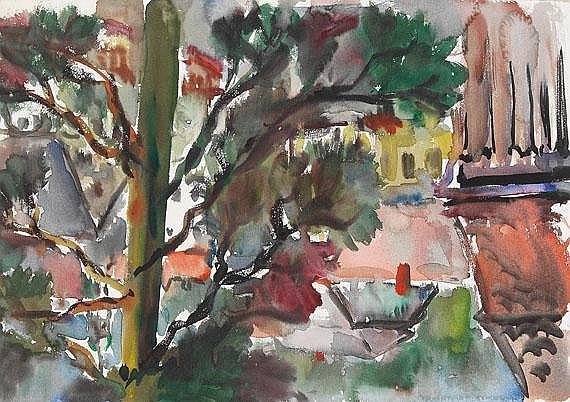 Armin Schulze (1906 Dresden - 1987