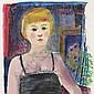Fritz Burkhardt (1900 Arnstein/Mainfranken - 1983, Fritz Burkhardt, Click for value