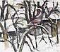 Willi Oltmanns (1905 Bant/Wilhelmshaven - 1979, Willi Oltmanns, Click for value