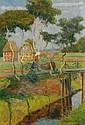 Otto Modersohn, Otto Modersohn, Click for value
