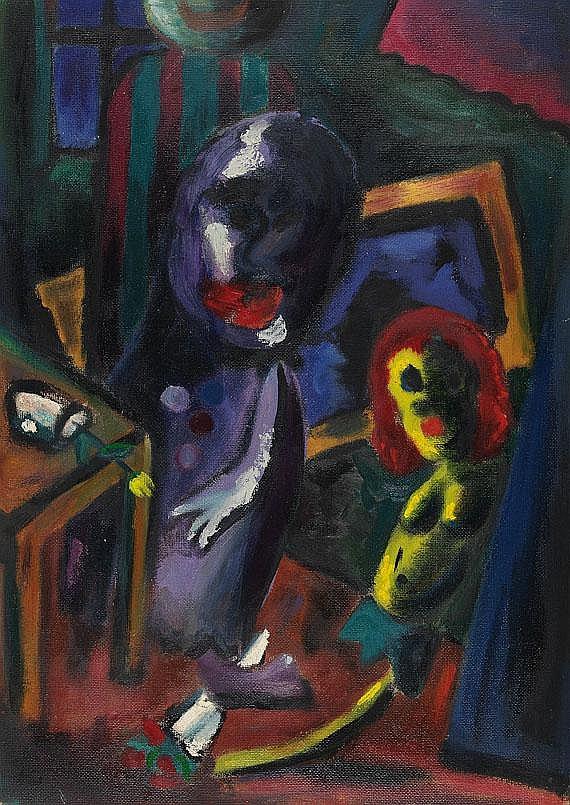Armin Sandig(1929 Hof- lebt und arbeitet in