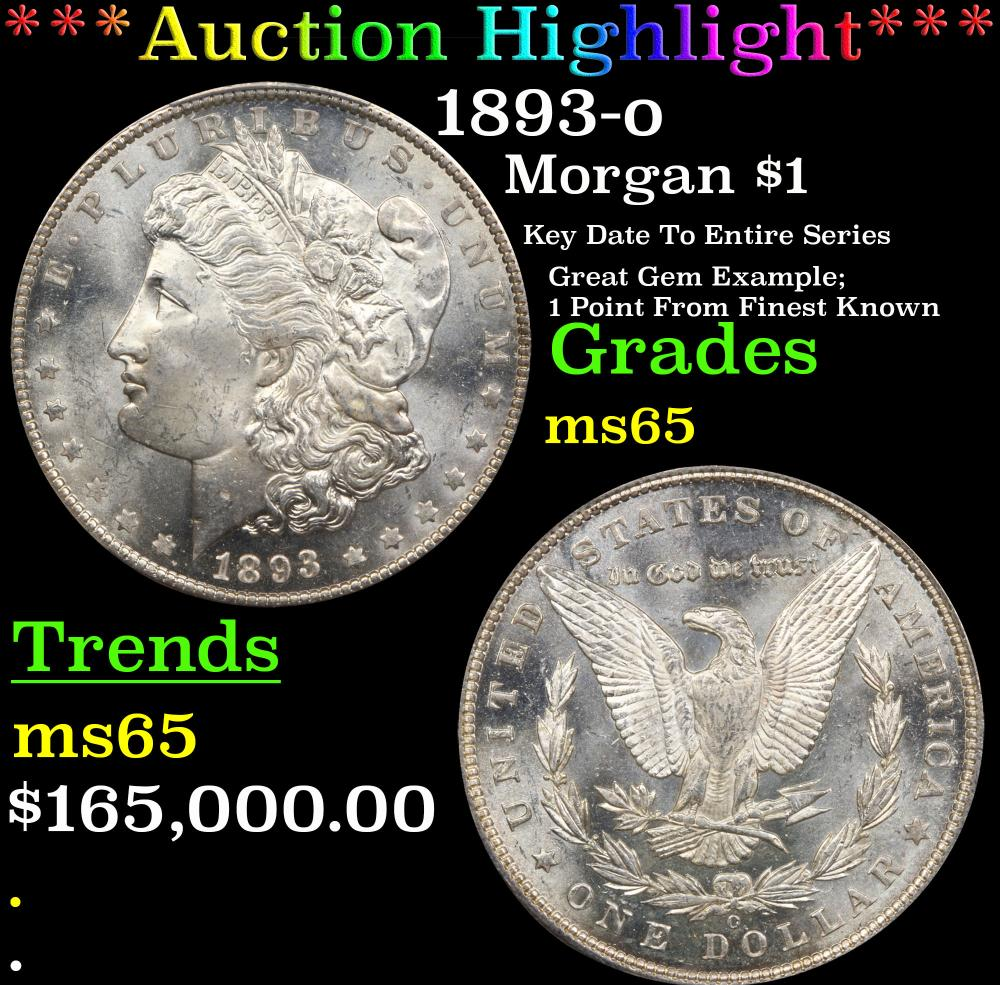 Fabulous Fall Coin Consignments Auction 3 of 7 D3