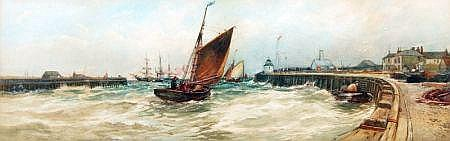 ROBERT MALCOLM LLOYD (1859-1907) Signed and dated