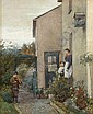 FREDERICK GEORGE COTMAN (1850-1920, BRITISH), Frederic George Cotman, Click for value