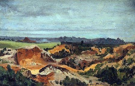 CATHERINE MAUD NICHOLS, RE (1848-1923, BRITISH)