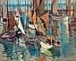 * ARTHUR KNIGHTON-HAMMOND (1875-1970, BRITISH), Arthur Knighton-Hammond, Click for value