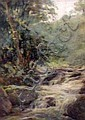 WALTER EMSLEY, SIGNED AND DATED 1908, WATERCOLOUR,, Walter Emsley, Click for value