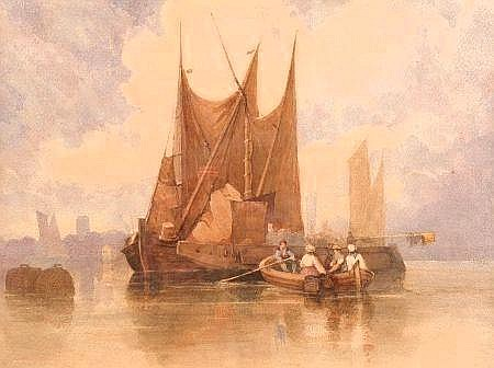 MILES EDMUND COTMAN (1810-1858, BRITISH)