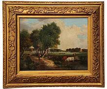 OBADIAH SHORT (1803-1886, BRITISH) Extensive La