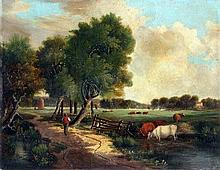 OBADIAH SHORT (1803-1886, BRITISH) Extensive