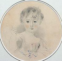 ANTHONY SANDYS (1806-1883, BRITISH) PORTRAIT OF A