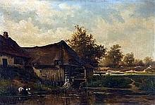 FELIX DE BAERDEMAEKER (1836-1878, BELGIUM)