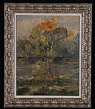 WILLIAM SLOCUM DAVENPORT (1868-1938, AMERICAN)