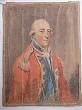 Circle of Sir Thomas Lawrence PRA, portrait of HRH
