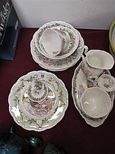 Qty of Royal Doulton Brambly Hedge china ware